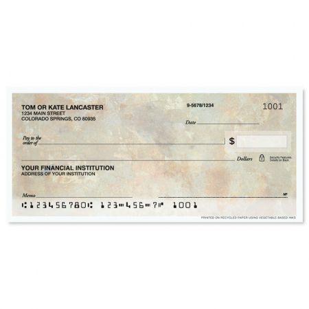Tuscan Personal Checks