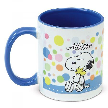 PEANUTS® Personalized Novelty Mug