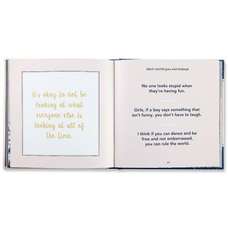 Inspirational Quotes from Great Women Book