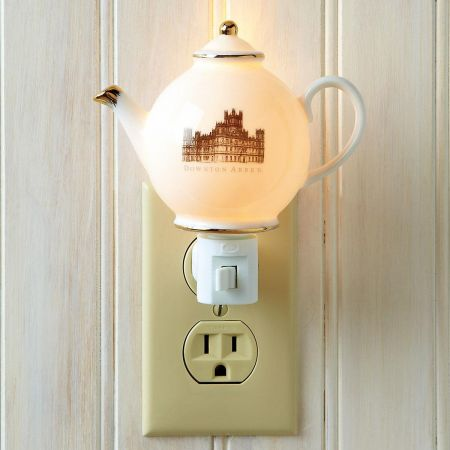 Downton Abbey Night Light