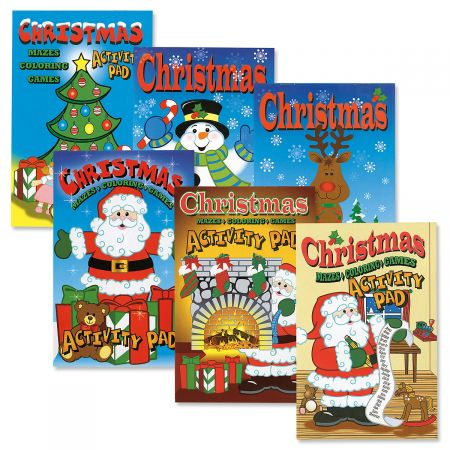 Holiday Activity Pads