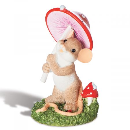 This is Great For Growing Figurine by Charming Tails®