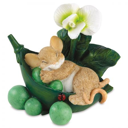 Peas & Quiet by Charming Tails®
