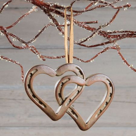 Lucky in Love Ornament