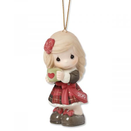Heart Warming Christmas Ornament by Precious Moments®