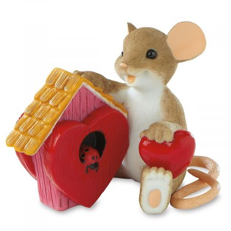 Wishing You A House Filled with Love by Charming Tails®