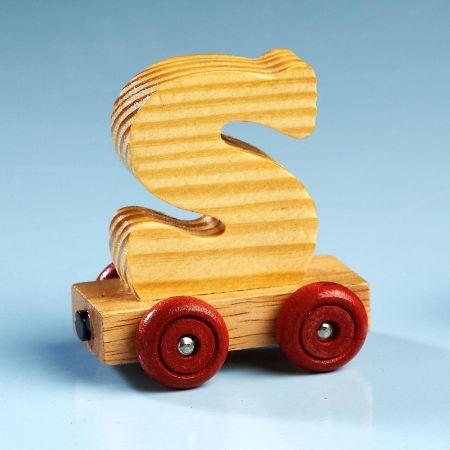 Letter Car &#45 S