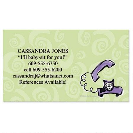 Chitchat  Business Cards