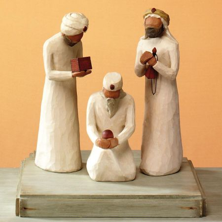 Three Wise Men by Willow Tree® for Demdaco