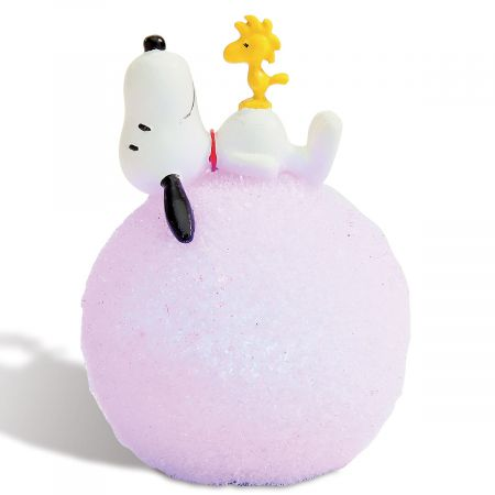 Snoopy™ LED Glitter Snowball
