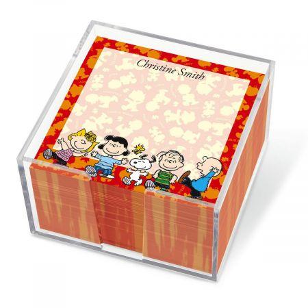 PEANUTS® Polka   Cube Refill