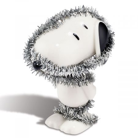 PEANUTS® Snoopy™ by Design Totally Tinseled
