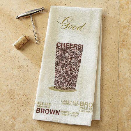 Pint Glass Bar Towel