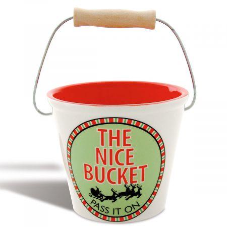 Christmas Nice Bucket