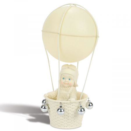 Snowbabies™ Air Travel Figurine