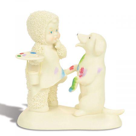 Snowbabies™ Artistic Endeavors Figurine