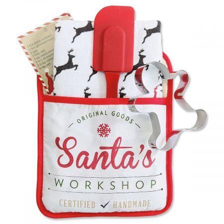 Holiday Pocket Mitt Gift Set