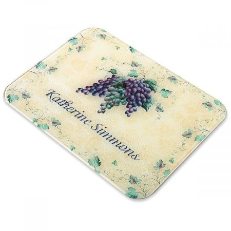 Vineyard Personalized Custom Cutting Board