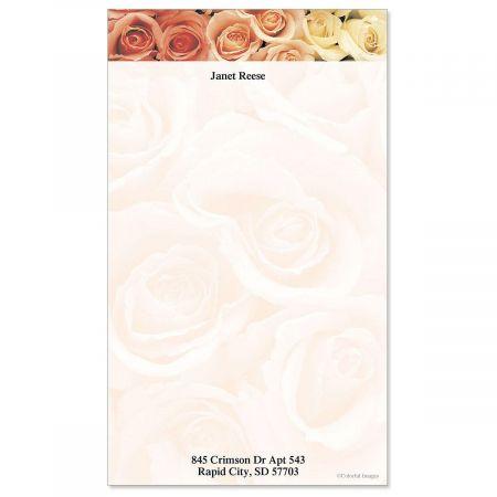Peaches & Cream Notepad