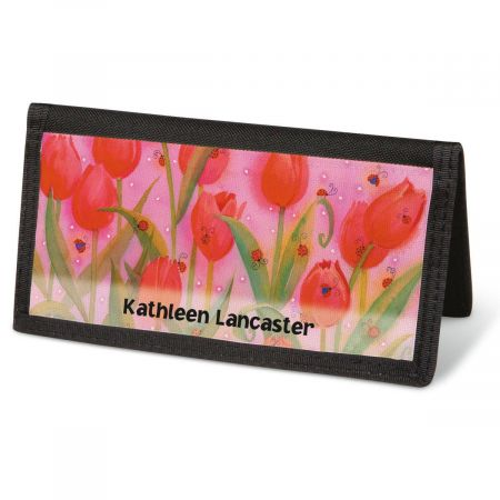 Springtime Delights by Tim Coffey   Checkbook Covers - Personalized
