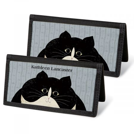 Cozy Cats by Warren Kimble Personal Checkbook Covers