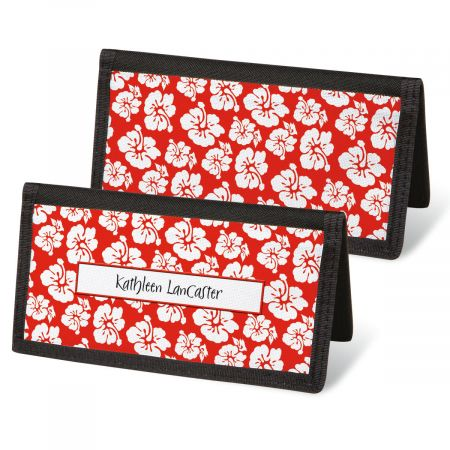 Aloha Personal Checkbook Covers
