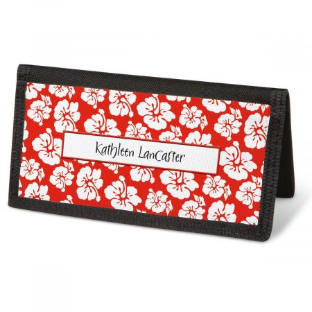 Aloha  Checkbook Cover - Personalized
