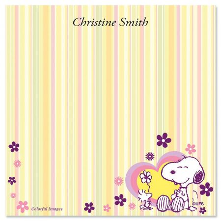 SNOOPY™ In Pink Cube Refill