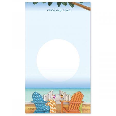 Bahama Breeze Notepad