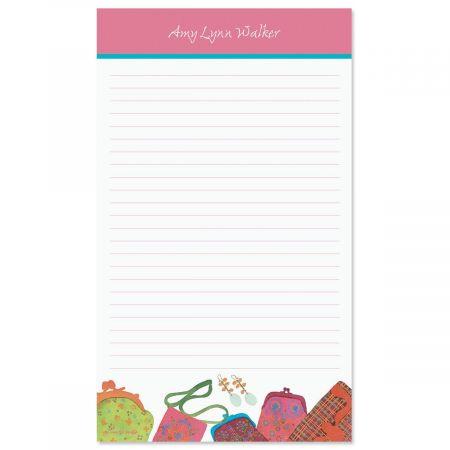 Handbags Notepad