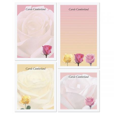 Gypsy Rose Memo Pad Sets