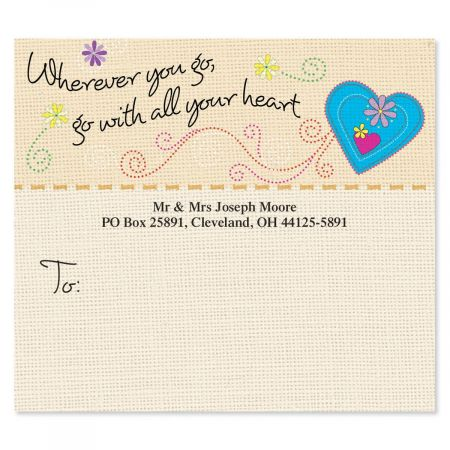Pithy Sayings Package Labels