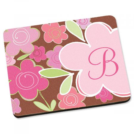 Shades of Pink Personalized Mousepad