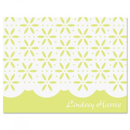 Athena  Personalized Note Cards
