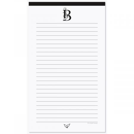 Formal Initial Notepad