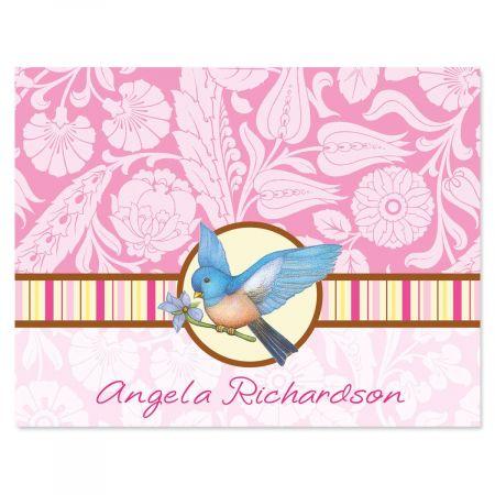 Little Bird  Custom Note Cards