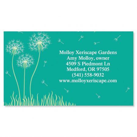 Dandelion  Business Cards