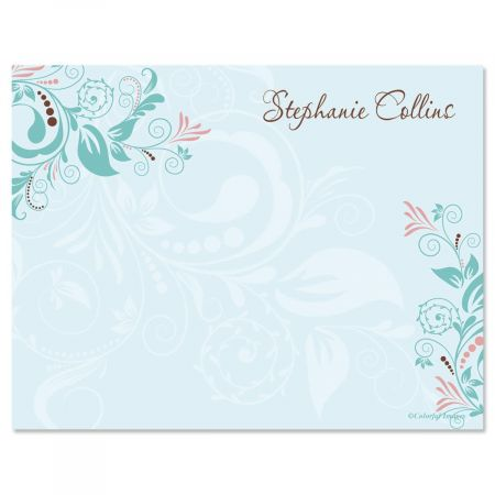Style Personalized Correspondence Cards