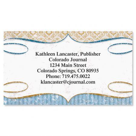 Letraset I Business Cards