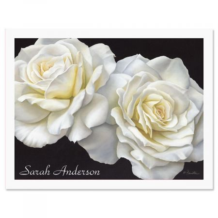Duet Personalized  Note Cards by ©Sue Feinstein