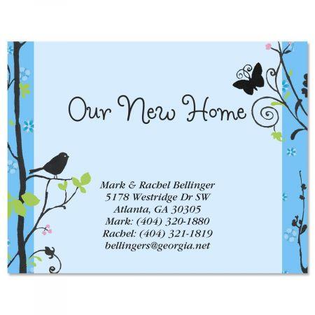 Songbird  Postcards