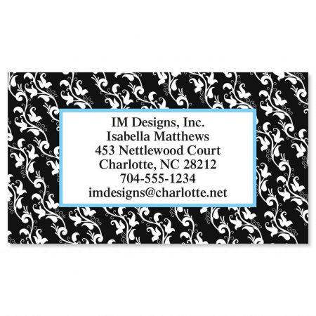 Black Elegance  Business Cards