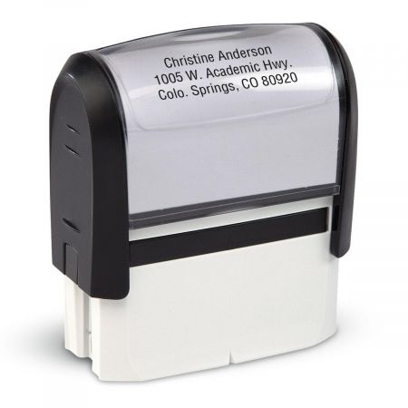 Mini Address Stamp