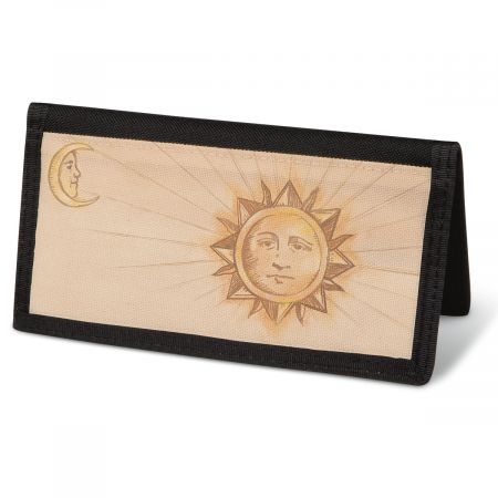 Sun and Moon  Checkbook Cover - Non-Personalized