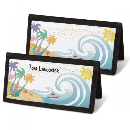 Tropical Moods Personal Checkbook Covers