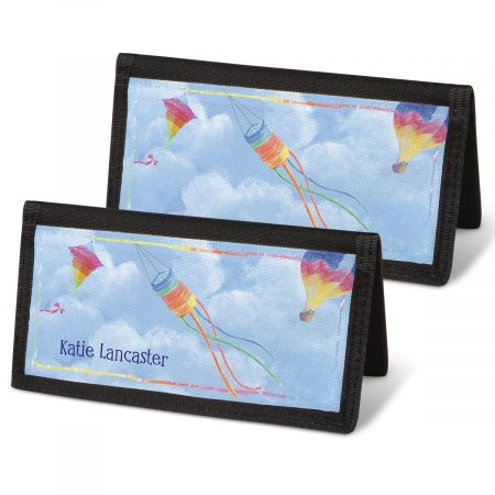 Bright Skies Personal Checkbook Covers