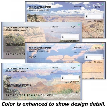Grand Canyon Duplicate Checks