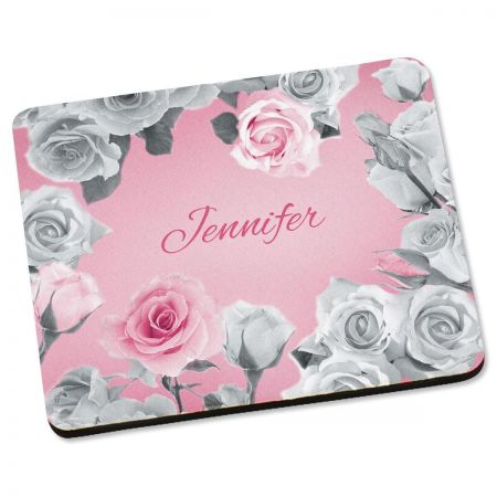 First Blush Mouse Pad