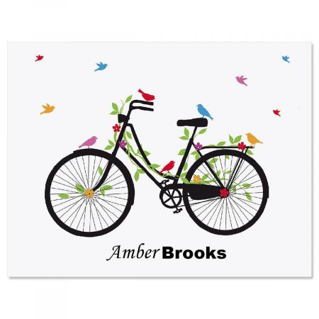 New Spin Note Cards - Set of 12