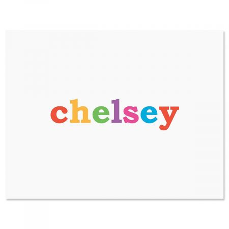 Paintbox Custom Note Cards